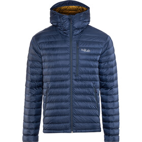Rab Microlight Alpine Giacca Uomo, deep ink/footprint